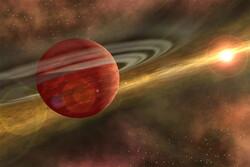 کشف سیاره گازی جوان در فاصله ۳۰۰ سال نوری از زمین