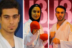 Iran wins 4 bronze at Karate 1-Premier League in Dubai