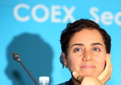 UN honors Iranian scientist Mirzakhani for her world-altering, trailblazing career