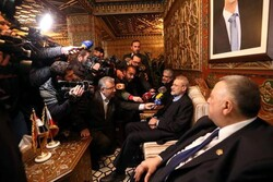 Larijani calls Syria key country of Resistance Axis