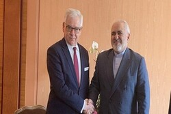 Iranian, Polish FMs hold bilateral talks in Germany