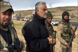أحباط المؤامرات الصهيوالأمريكية علی ید الشهید سلیماني