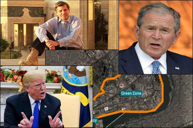 آمریکا چراوچگونه عراق را نابود کرد؟/تقسیم جهان به نقاط سبز و قرمز