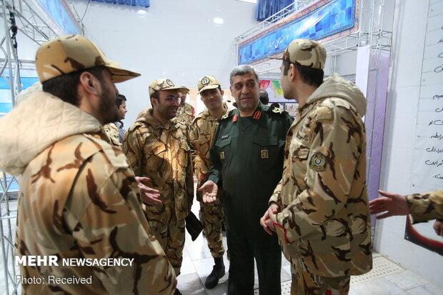 دوازدهمین جشنواره جوان سرباز در وزارت دفاع