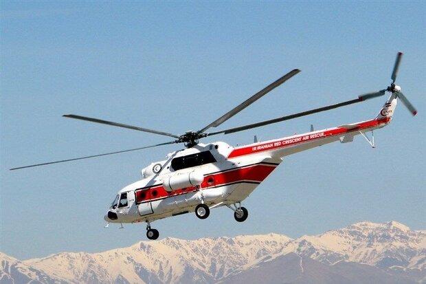 نجات ۳ گردشگر غیربومی در دره «ویژدرون» ایلام