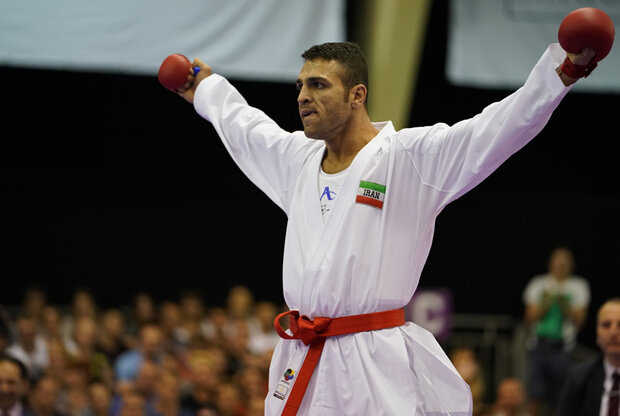 Iran win six medals at Karate 1-Premier League
