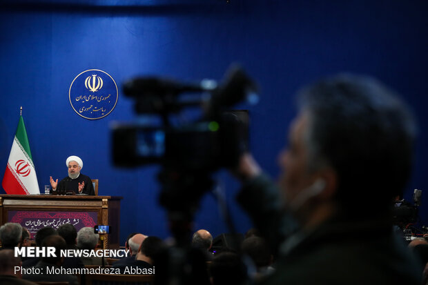 Pres. Rouhani to hold press conference on Dec. 14