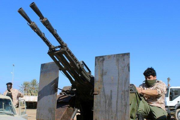 «حفتر» آب را به روی ساکنان طرابلس بسته است/شورای امنیت مداخله کند