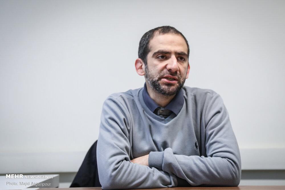 گفتگو با محمد صادق شهبازی