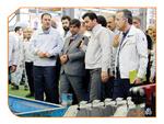 سایپا در داخلیسازی قطعات خودرو موفق عمل کرد/تولید خودرو در آذر و دیماه امسال ۱۰۰ درصد افزایش یافت