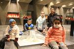 نماد شهر تهران در حمایت از کودکان محک نارنجی شد