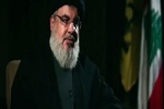 Iranian Parl. Speaker meets with Nasrallah in Beirut