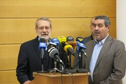 Larijani in Beirut to discuss regional issues, bilateral ties