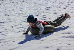 Kar eğlencesi için harika: Çelgerd