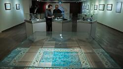 نمایشگاه «گوهر گره» در کتابخانه و موزه ملی ملک گشایش یافت