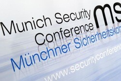 A look at the slogan of the 2020 Munich Security Conference