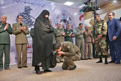 Young Soldier Festival held in Tehran