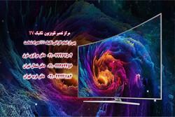 نمایندگی تعمیر تلویزیون تکنیک تی وی