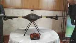 Iran unveils domestically-made environmental drone
