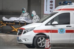 Coronavirus death toll in China reaches almost 1,900
