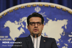 Iranian accustomed to US officials' contradictory statements: FM spox