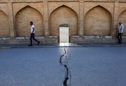 نرخ فرونشست اصفهان ۲۰ سانتیمتر است / ثبت ۱۲۱ روز هوای ناسالم