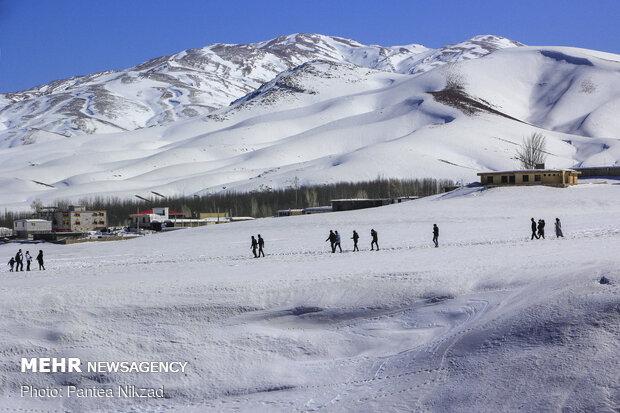 Winter fun time in Chelgard