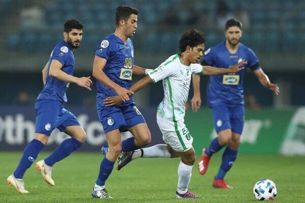 الأهلي السعودي يفوز على الاستقلال الإيراني بنتيجة 2-1