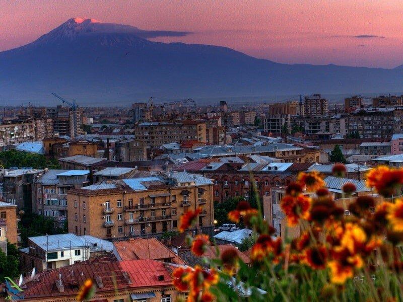 ارمنستان در شمار کشورهای گردشگر پذیر جهان قرار ندارد