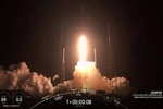 VIDEO: SpaceX launches 60 Starlink satellites, misses rocket landing