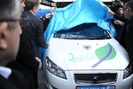 IPCO unveils 1st all-electric car 'RANA'