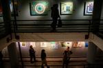 پنج نما از «هنرهای تجسمی ۹۸»/ از سیل و کرونا تا پرونده مسکوت مافیا!