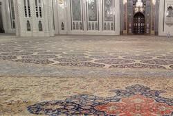 کارگاهی که بزرگترین فرش جهان را بافت؛ معطل نقدینگی/ روستاها را دریابید تا آسوده باشید