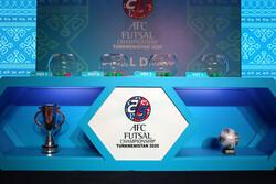 دو نامه سرنوشتساز کمیته فوتسال به کنفدراسیون فوتبال آسیا