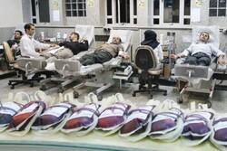 بیمارستان شهید رجایی داران نیازمند بانک خون است