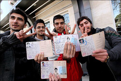 More than 1.3 mn Iranian youth to cast vote for first time