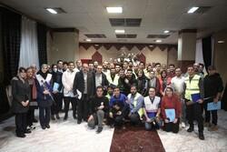 ایرانی طلباء کے قرنطینہ کی مدت کا اچھا اختتام