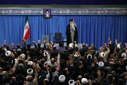 Leader's meeting with people of East Azarbaijan prov.