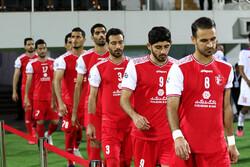 برسبوليس الإيراني يسقط في فخ التعادل أمام الشارقة الإماراتي 2-2 بدوري أبطال آسيا