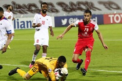 Persepolis held by Shahrjah, Sepahan lose to Al Sadd in ACL 2020