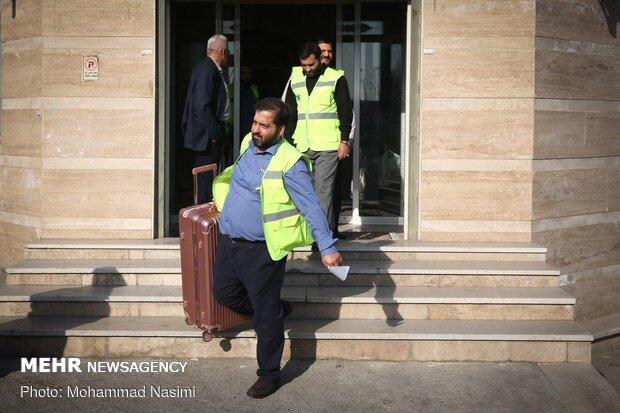 قرنطینه مسافران مشکوک به کرونا در هرمزگان