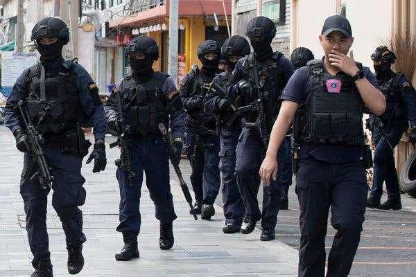 Bangkok'ta silahlı saldırı: 1 ölü, 1 yaralı