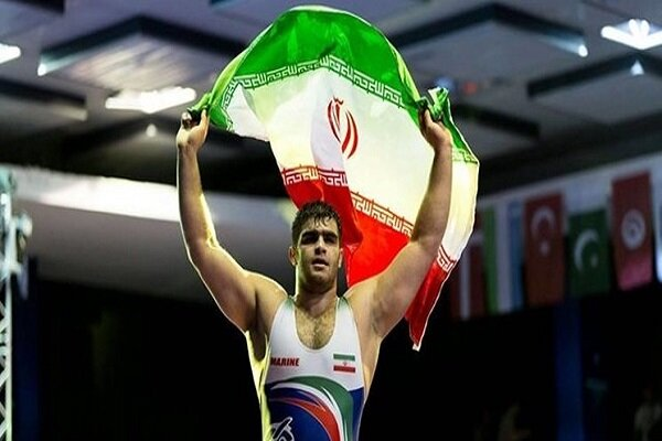 Iranian wrestlers grab four coveted medals in Asian Greco-Roman Wrestling C'ships