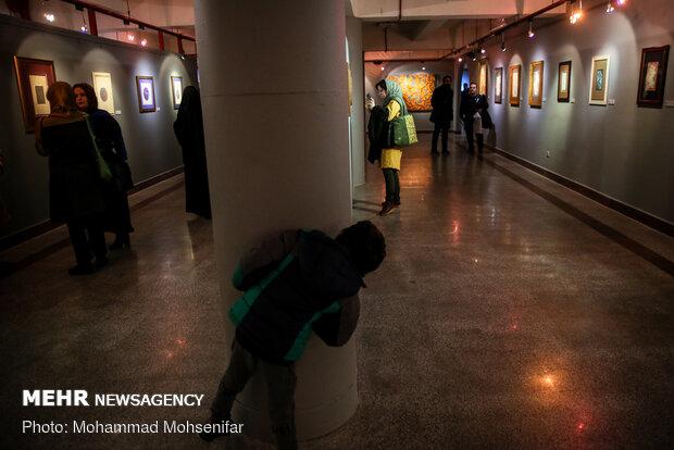 12th Fajr Visual Arts Festival kicks off in Tehran