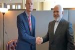 ہالینڈ کے وزیر خارجہ کی ظریف سے ملاقات