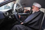 رئیسجمهور از چهار خودروی ساخت داخل رونمایی کرد