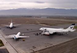 رشد ۵۳ درصدی آمار پرواز و مسافر فرودگاه بینالمللی تبریز