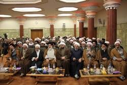 همایش سالیانه شورای نواحی امور مساجد برگزار شد