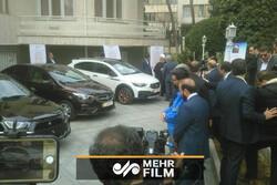 توضیحات وزیر صنعت درباره ۴ خودرو رونمایی شده توسط رئیس جمهور