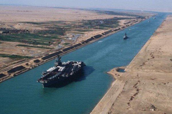 احداث یک پایگاه نظامی در شرق مصر با هدف تأمین امنیت کانال سوئز